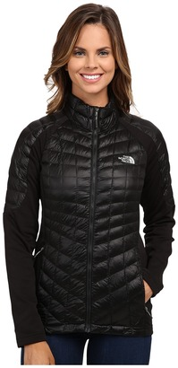 The North Face Momentum ThermoBallTM Hybrid Jacket $180 thestylecure.com