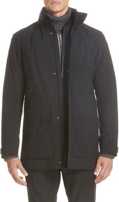 Ermenegildo Zegna Z Zenga Trim Fit 3-in-1 Jacket