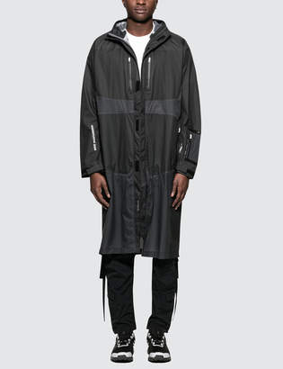 adidas White Mountaineering x 3L Long Jacket