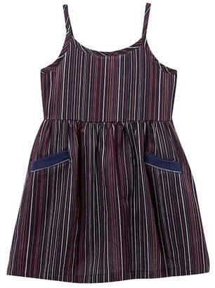 Splendid Chambray Stripe Dress (Little Girls)