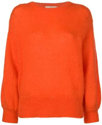 Maison Flaneur crew neck sweater