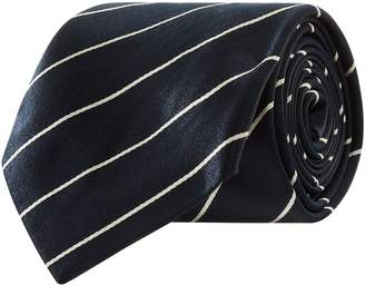 Ralph Lauren Satin Stripe Tie