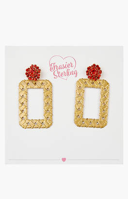 Frasier Sterling Sugar And Spice Earrings