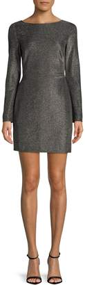 Diane von Furstenberg Fitted Mini Dress