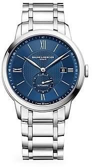 Baume & Mercier Classima Stainless Steel Bracelet Chronograph Watch