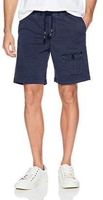 Michael Bastian Men's Cotton Stretch Pull on Short