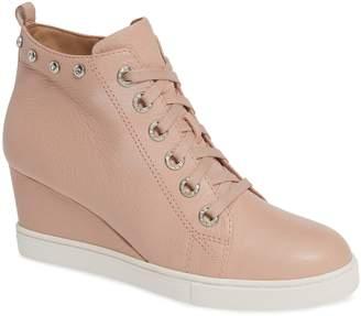 Linea Paolo Flint Wedge Sneaker