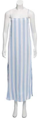 Mara Hoffman Sleeveless Striped Dress