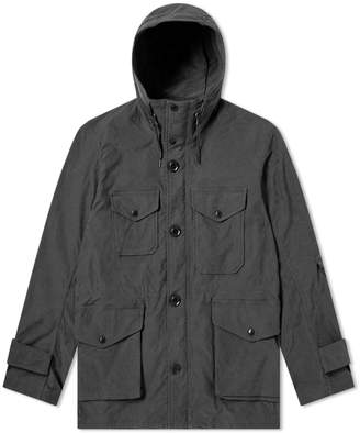 Nanamica Polyester Nylon Stretch Cruiser Jacket
