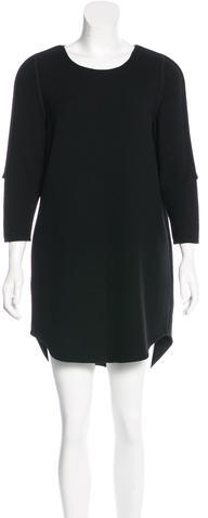 3.1 Phillip Lim 3.1 Phillip Lim Long Sleeve Wool Dress