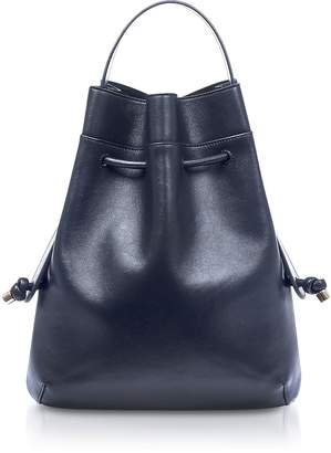 Meli-Melo Briony Regal Blue Nappa Leather Backpack