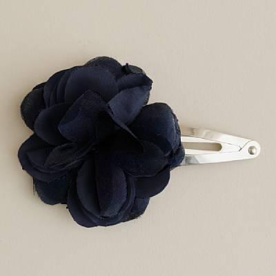 Girls' fleur hair clip