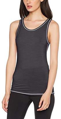 Skiny Women's Active Wool Tank Top Base Layer