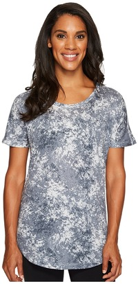 Lucy - Final Rep Printed Short Sleeve Women's Clothing $45 thestylecure.com