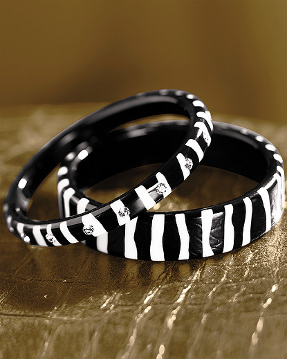 Zebra-Stripe Bracelet