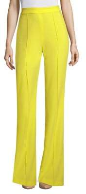 Alice + Olivia Jalisa Flared Stretch Pants