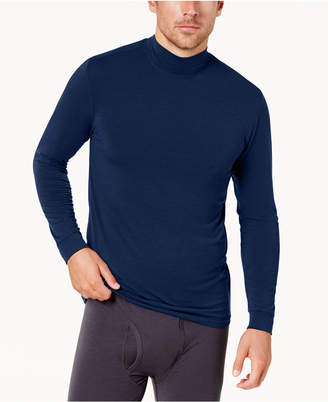 32 Degrees Men Base Layer Mock Turtleneck Shirt