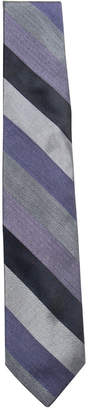 Ryan Seacrest Distinction Men's Audio Melange Stripe Tie