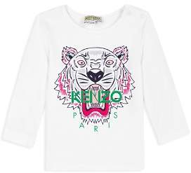 Kenzo Girls' Tiger Graphic Tee - Baby