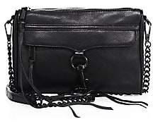 Rebecca Minkoff Women's Mini M.A.C. Leather Crossbody Bag