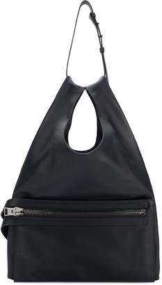 Tom Ford zip front large tote bag
