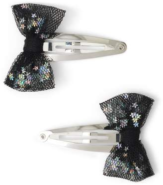 Crazy 8 Crazy8 Star Bow Barrettes 2-Pack
