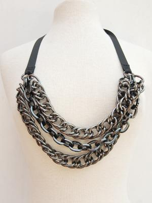Malene Birger nelsen chain necklace/belt