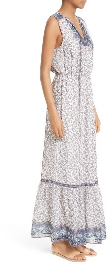 Women's Joie Atisha Mixed Print Maxi Dress 2