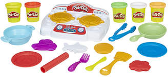 Hasbro Play-Doh Kitchen Creations Sizzlin Stovetop