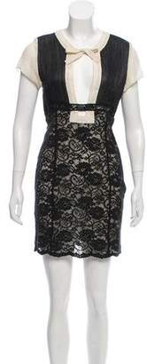 Timo Weiland Lace Mini Dress