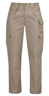 Propper Women's Tactical Pants, 65/35 Poly/Cotton Canvas, Size 4, Khaki