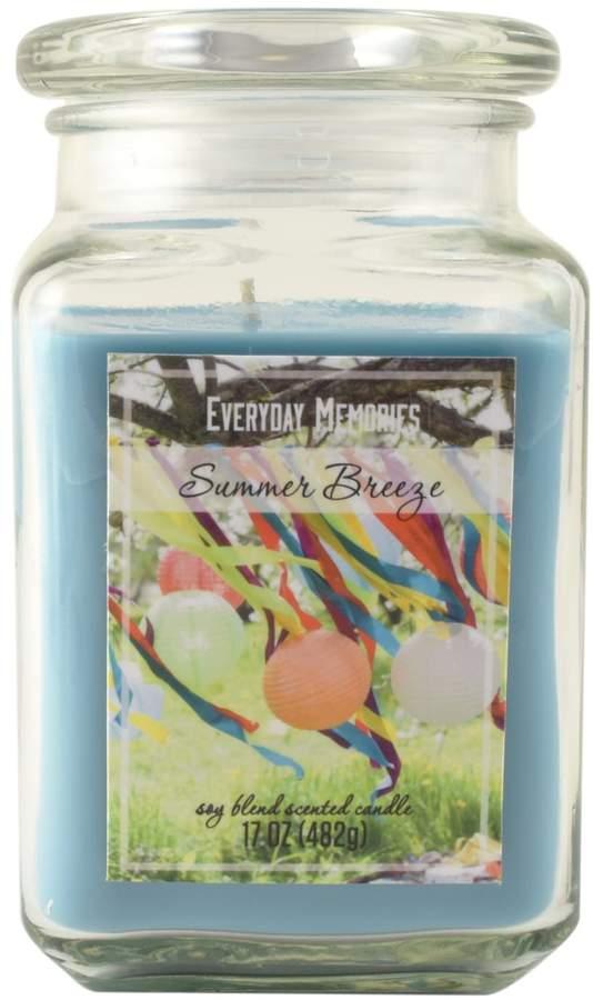 Everyday Memories Summer Breeze 17-oz. Candle Jar
