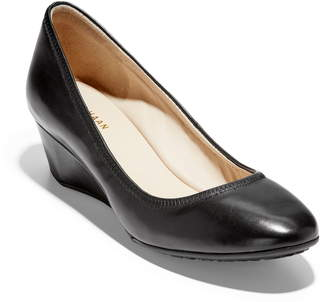 8b0e7eeb5 Cole Haan Wedge Pump - ShopStyle