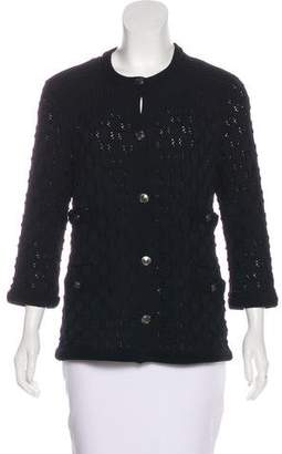 Chanel Lightweight Knit Cardigan