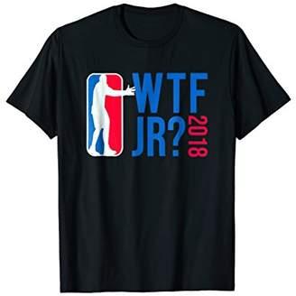 WTF JR? Basketball T-Shirt
