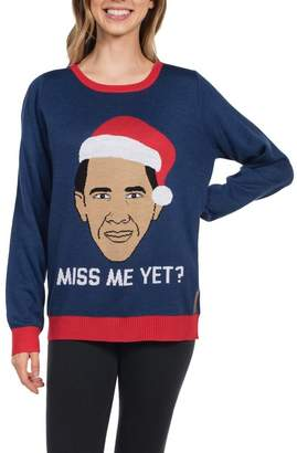 Miss Me Tipsy Elves Yet Sweater