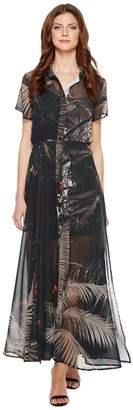 Religion Transit Sheer Maxi Dress Women's Dress