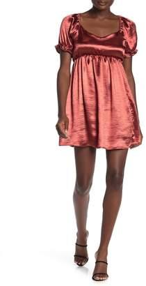 Luna Chix LUNACHIX Short Ruffle Sleeve Dress