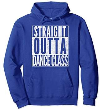 DANCE HOODIE FUNNY NOVELTY PULLOVER HOODIE Birthday Gift