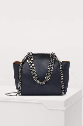 Stella McCartney Falabella reversible mini tote bag