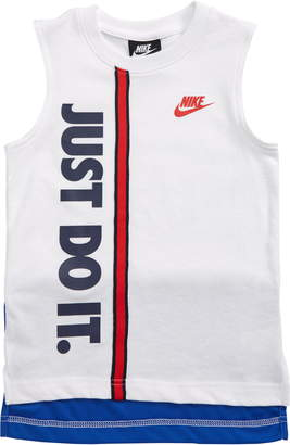 Nike Just Do It Graphic Muscle Tank
