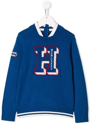 Tommy Hilfiger Junior Letterman jumper