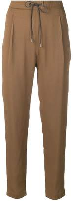Fabiana Filippi tailored track pants