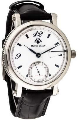Braun Martin Grande Blue CP Watch