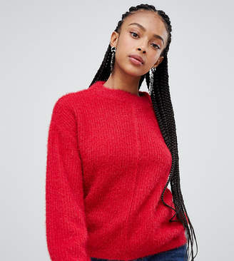 Bershka organic central seam jumper