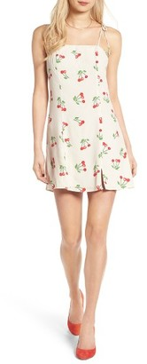 Women's Privacy Please Grover Minidress $148 thestylecure.com