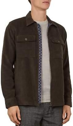 Ted Baker Nomel Two-Pocket Zipped Jacket