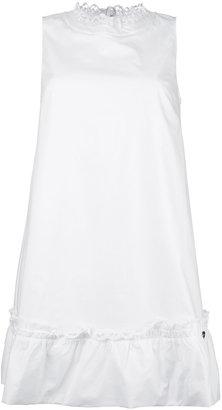 Twin-Set flared mini dress $242.22 thestylecure.com