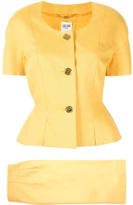 Celine Pre-Owned two-piece skirt suit