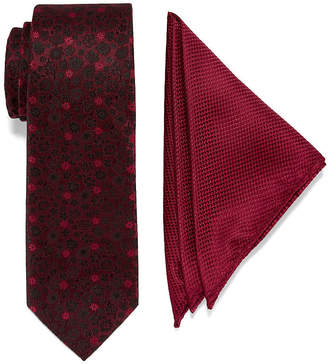 U.S. Polo Assn. USPA Floral Tie Set XL